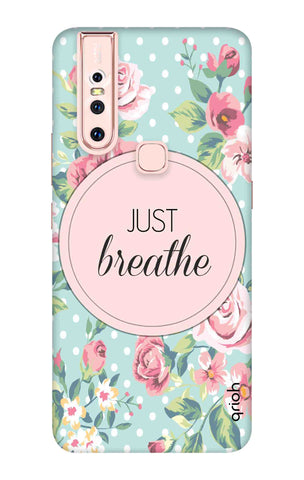 Vintage Just Breathe Vivo S1 Cases & Covers Online