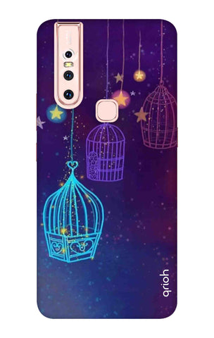 Cage In The Dark Vivo S1 Cases & Covers Online