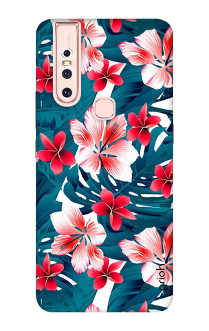 Floral Jungle Vivo S1 Cases & Covers Online