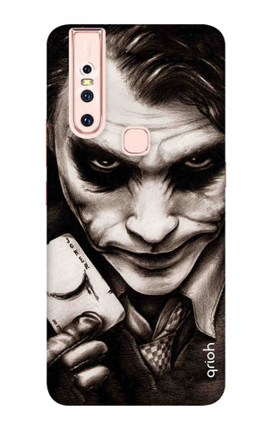 Why So Serious Vivo S1 Cases & Covers Online