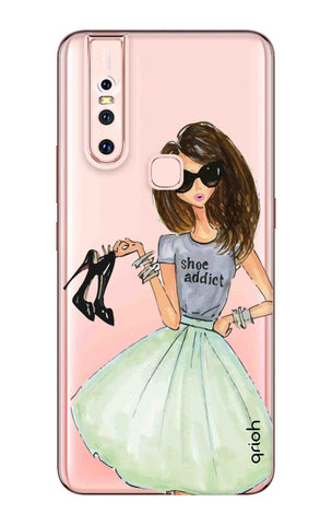 Love For Shoes Vivo S1 Cases & Covers Online