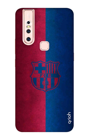 Football Club Logo Vivo S1 Cases & Covers Online