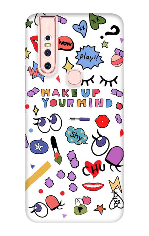 Makeup Your Mind Vivo S1 Cases & Covers Online