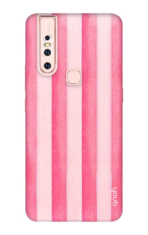 Painted Stripe Vivo S1 Cases & Covers Online
