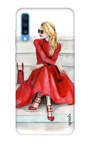 Definite Diva Samsung Galaxy A70 Cases & Covers Online