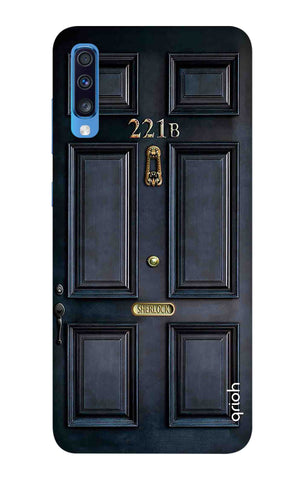 Baker Street Door Samsung Galaxy A70 Cases & Covers Online