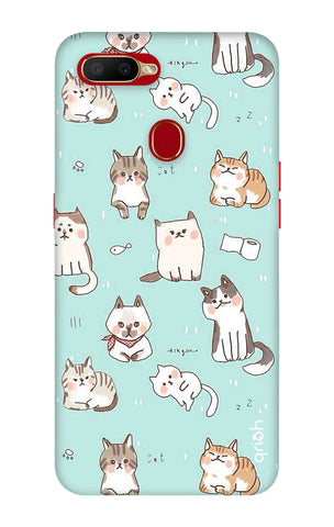 Cat Kingdom Oppo A5s Cases & Covers Online