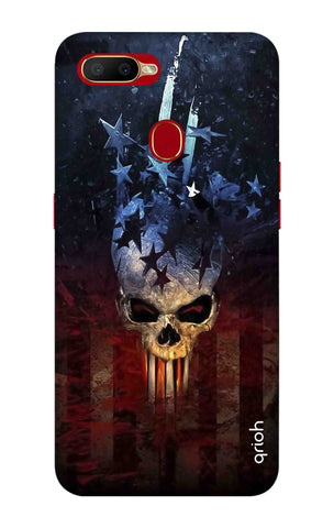 Star Skull Oppo A5s Cases & Covers Online