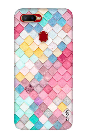 Colorful Pattern Oppo A5s Cases & Covers Online