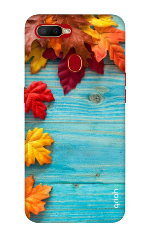 Fall Into Autumn Oppo A5s Cases & Covers Online