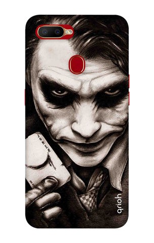 Why So Serious Oppo A5s Cases & Covers Online