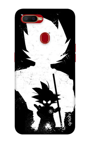Goku Unleashed Oppo A5s Cases & Covers Online