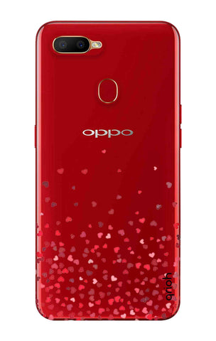 Floating Hearts Oppo A5s Cases & Covers Online