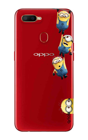 Falling Minions Oppo A5s Cases & Covers Online