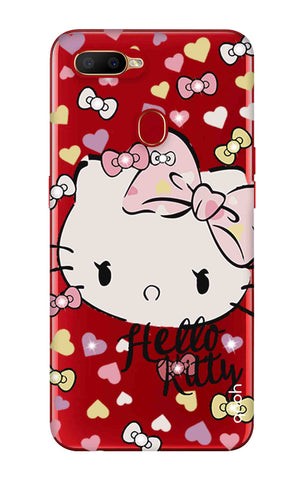 Bling Kitty Oppo A5s Cases & Covers Online