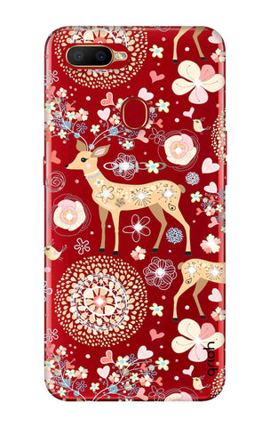 Bling Deer Oppo A5s Cases & Covers Online