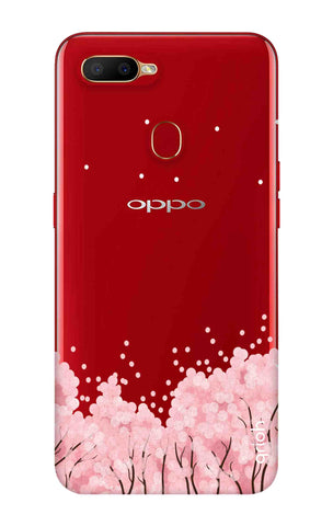Cherry Blossom Oppo A5s Cases & Covers Online