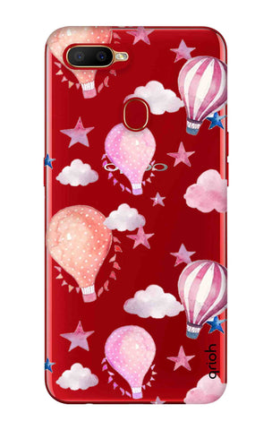 Flying Balloons Oppo A5s Cases & Covers Online