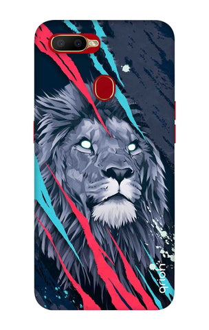 Beast Lion Oppo A5s Cases & Covers Online