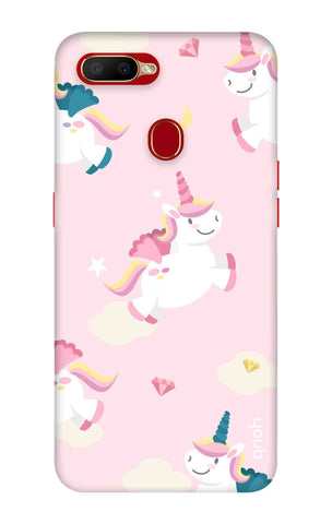 Flying Unicorn Oppo A5s Cases & Covers Online