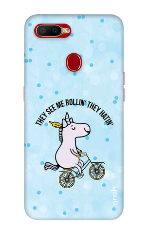 Rollin Horse Oppo A5s Cases & Covers Online