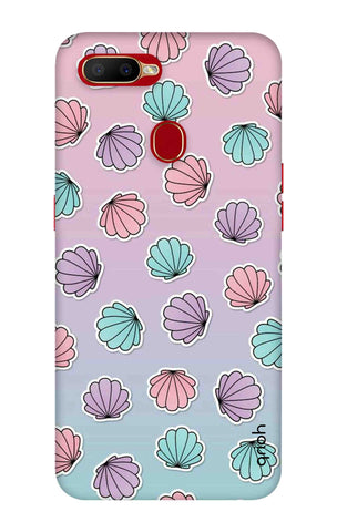 Gradient Flowers Oppo A5s Cases & Covers Online