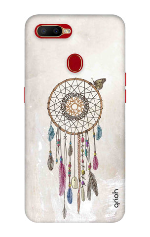 Butterfly Dream Catcher Oppo A5s Cases & Covers Online