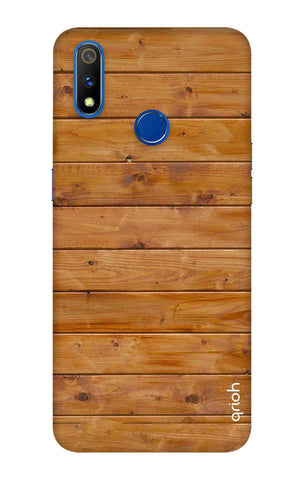 Natural Wood Realme 3 Pro Cases & Covers Online
