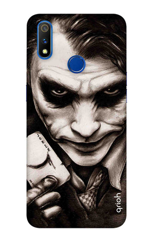 Why So Serious Realme 3 Pro Cases & Covers Online