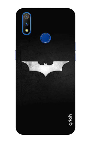 Grunge Dark Knight Realme 3 Pro Cases & Covers Online