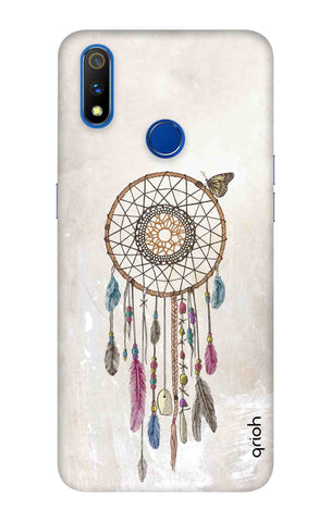 Butterfly Dream Catcher Realme 3 Pro Cases & Covers Online