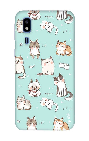 Cat Kingdom Samsung Galaxy A2 Core Cases & Covers Online