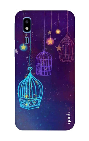 Cage In The Dark Samsung Galaxy A2 Core Cases & Covers Online