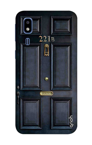 Baker Street Door Samsung Galaxy A2 Core Cases & Covers Online