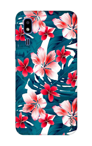 Floral Jungle Samsung Galaxy A2 Core Cases & Covers Online