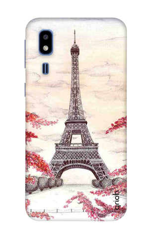 Eiffel Art Samsung Galaxy A2 Core Cases & Covers Online