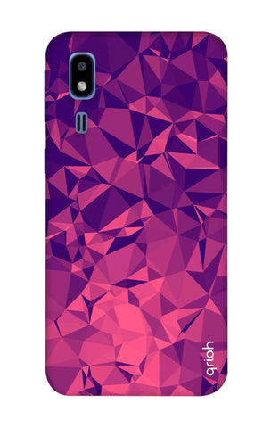 Purple Diamond Samsung Galaxy A2 Core Cases & Covers Online