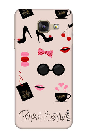 Paris And Berlin Samsung A7 2016 Cases & Covers Online