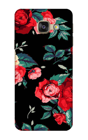 Wild Flowers Samsung A7 2016 Cases & Covers Online