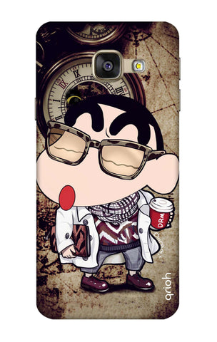 Nerdy Shinchan Samsung A7 2016 Cases & Covers Online