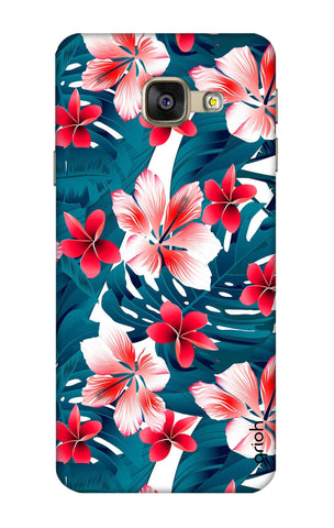 Floral Jungle Samsung A7 2016 Cases & Covers Online