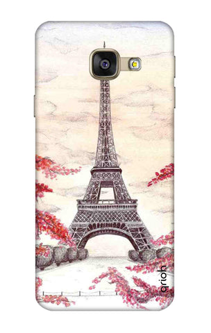 Eiffel Art Samsung A7 2016 Cases & Covers Online