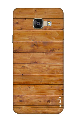 Natural Wood Samsung A7 2016 Cases & Covers Online