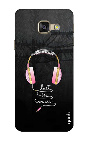 Lost In Music Samsung A7 2016 Cases & Covers Online
