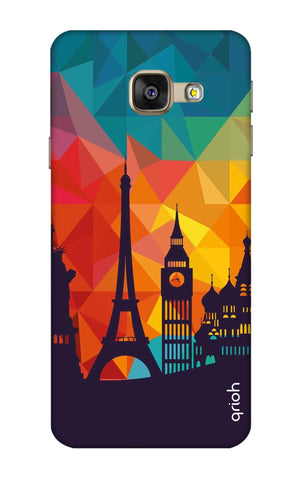 Wonders Of World Samsung A7 2016 Cases & Covers Online