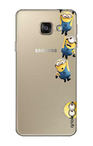 Falling Minions Samsung A7 2016 Cases & Covers Online
