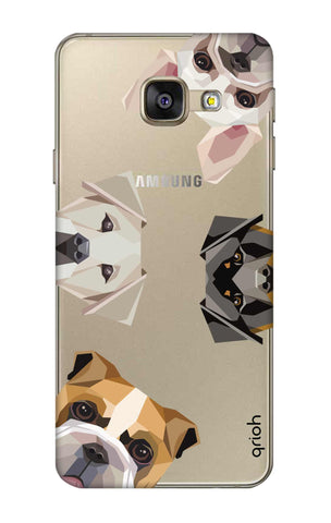 Geometric Dogs Samsung A7 2016 Cases & Covers Online
