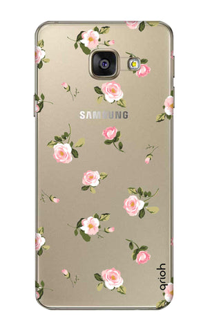 Pink Rose All Over Samsung A7 2016 Cases & Covers Online
