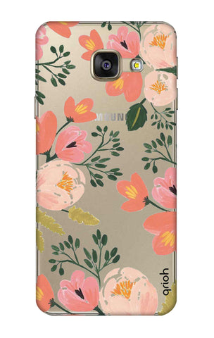 Painted Flora Samsung A7 2016 Cases & Covers Online