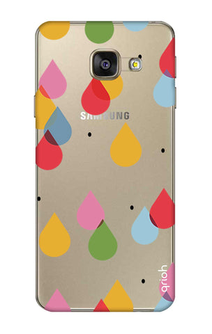 Colourful Drops Samsung A7 2016 Cases & Covers Online